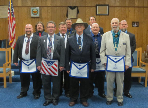 2015 Lodge Officers